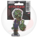 Autocollant lethal threat RC zombie finger (7x9cm) (rc00010)