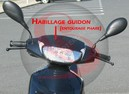 Habillage guidon