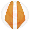 CABOCHON DE CLIGNOTANT REPLAY ORANGE AV