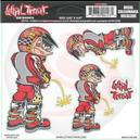 STICKER LETHAL THREAT MOTO BRAT PEE (15x14cm) (LT00103)